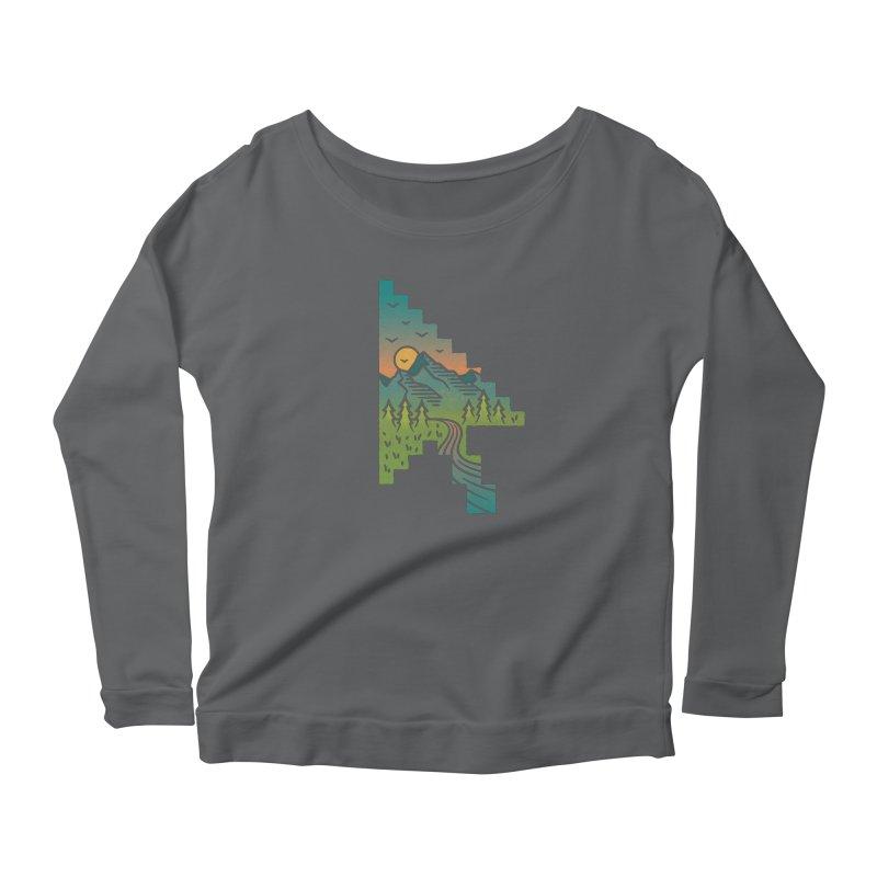 Point of View Women's Longsleeve T-Shirt by Cody Weiler