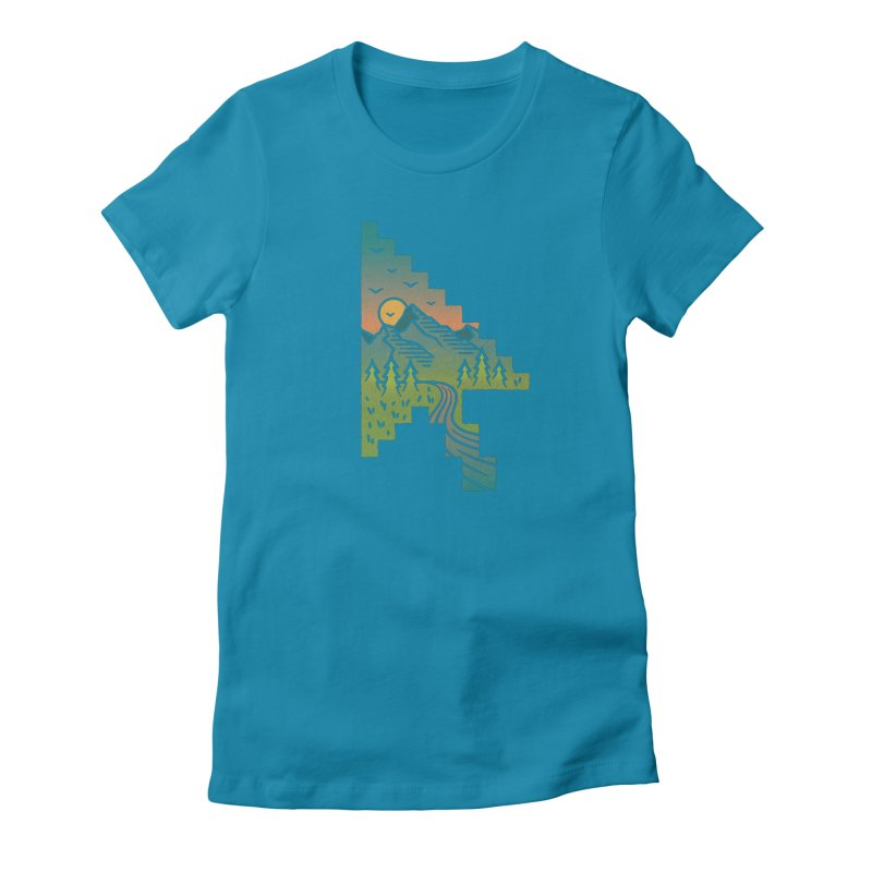 Point of View Women's T-Shirt by Cody Weiler