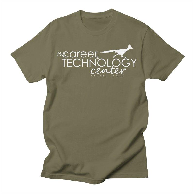 CTC simple lettering Men's T-Shirt by CTCROCKETSHOP MERCH