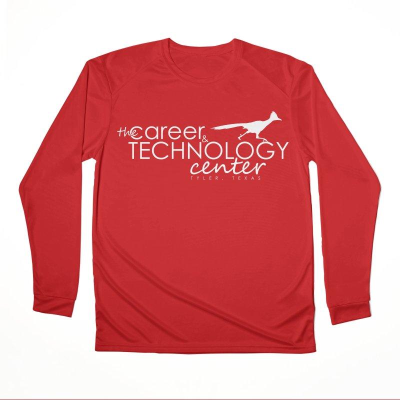 CTC simple lettering Men's Performance Longsleeve T-Shirt by CTCROCKETSHOP MERCH