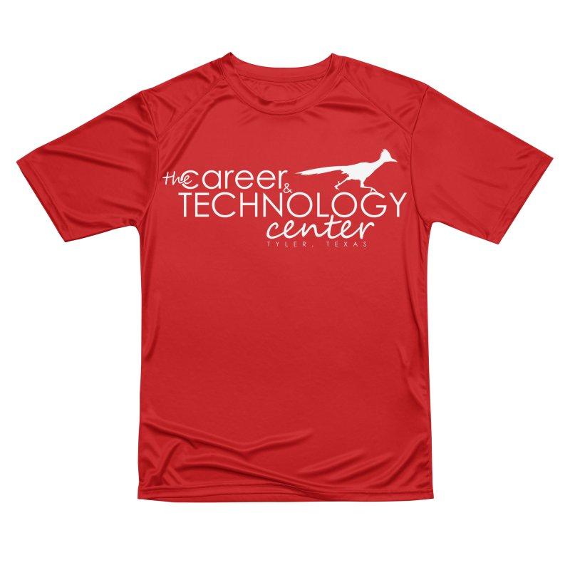 CTC simple lettering Men's Performance T-Shirt by CTCROCKETSHOP MERCH