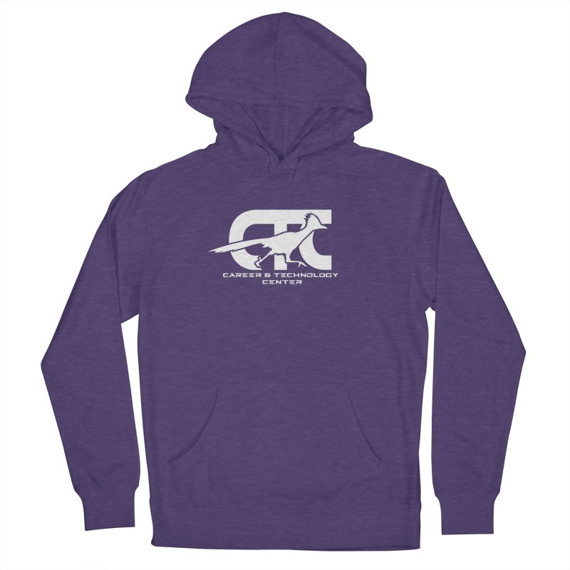 CTC Rocket Women's French Terry Pullover Hoody by CTCROCKETSHOP MERCH