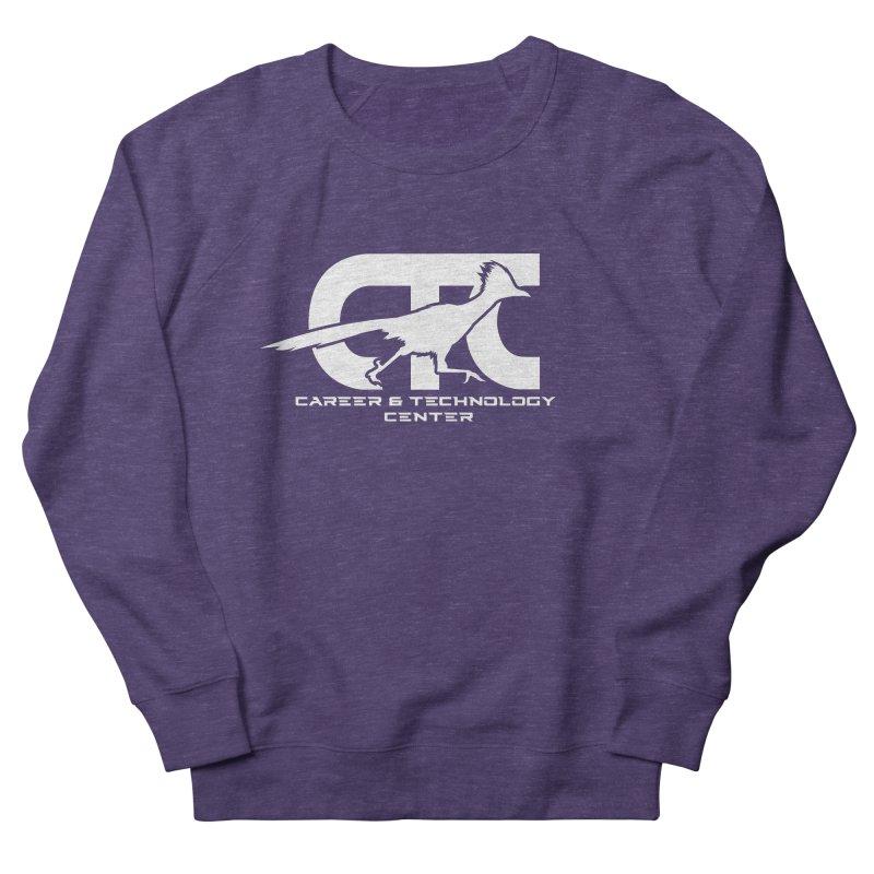 CTC Rocket Men's French Terry Sweatshirt by CTCROCKETSHOP MERCH