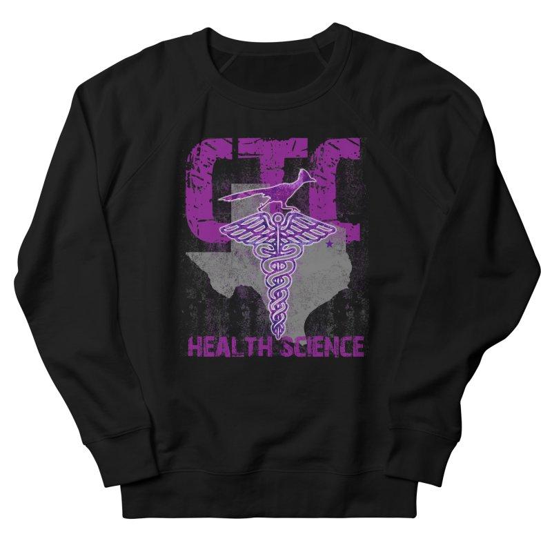 CTC-HEALTH SCIENCE TEXAS Men's Sweatshirt by CTCROCKETSHOP MERCH