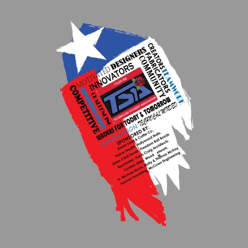 CTC TSA FLAG 2018 by CTCROCKETSHOP MERCH
