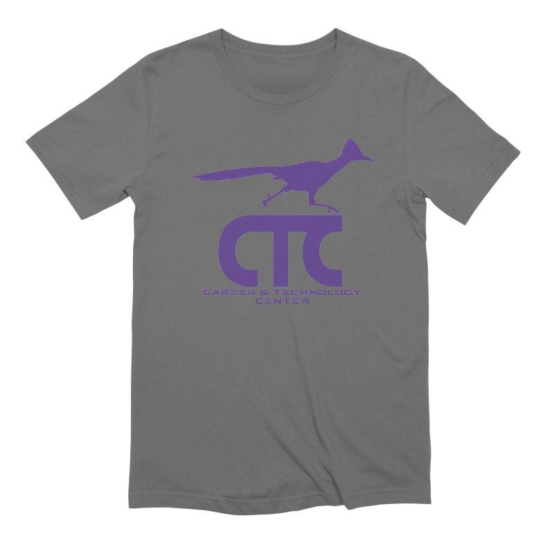 CTC with Rocket Men's T-Shirt by CTCROCKETSHOP MERCH