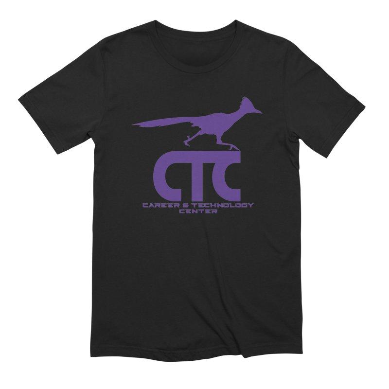 CTC with Rocket Men's Extra Soft T-Shirt by CTCROCKETSHOP MERCH