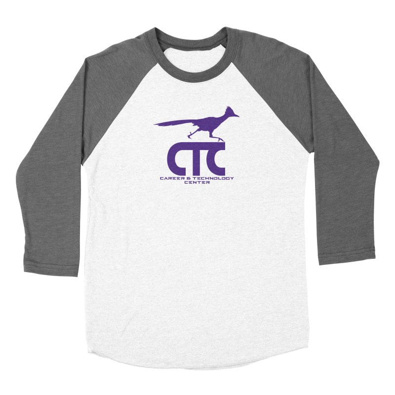 CTC with Rocket Women's Longsleeve T-Shirt by CTCROCKETSHOP MERCH