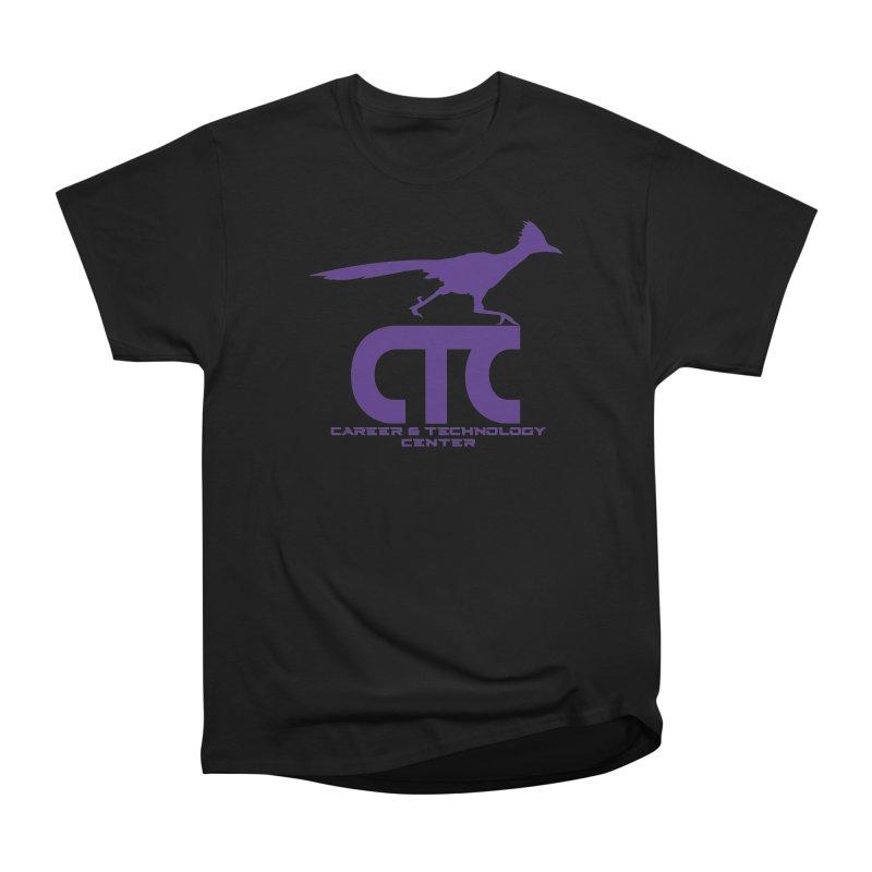 CTC with Rocket Women's Heavyweight Unisex T-Shirt by CTCROCKETSHOP MERCH