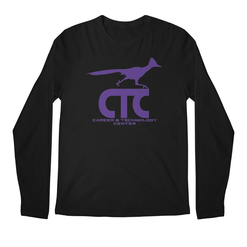 CTC with Rocket Men's Longsleeve T-Shirt by CTCROCKETSHOP MERCH