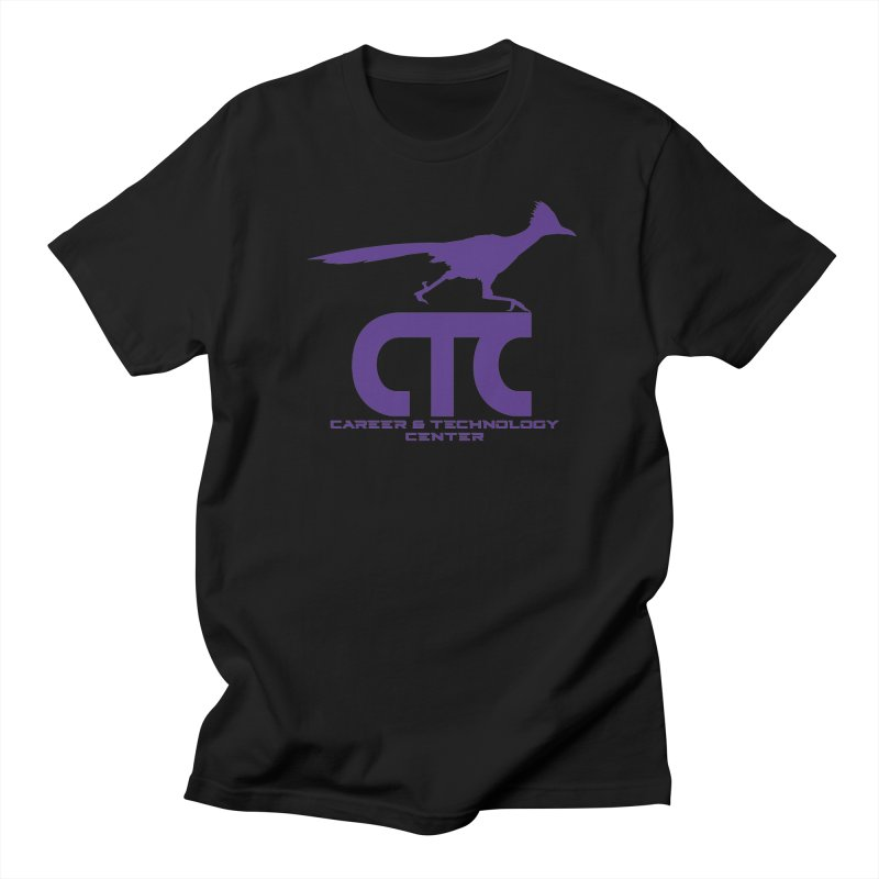 CTC with Rocket Men's T-Shirt by CTCROCKETSHOP MERCH