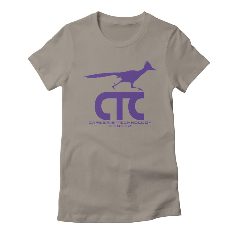 CTC with Rocket Women's T-Shirt by CTCROCKETSHOP MERCH
