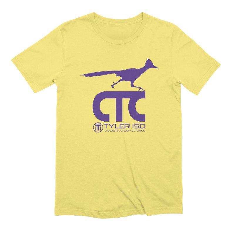 CTC TISD Men's T-Shirt by CTCROCKETSHOP MERCH