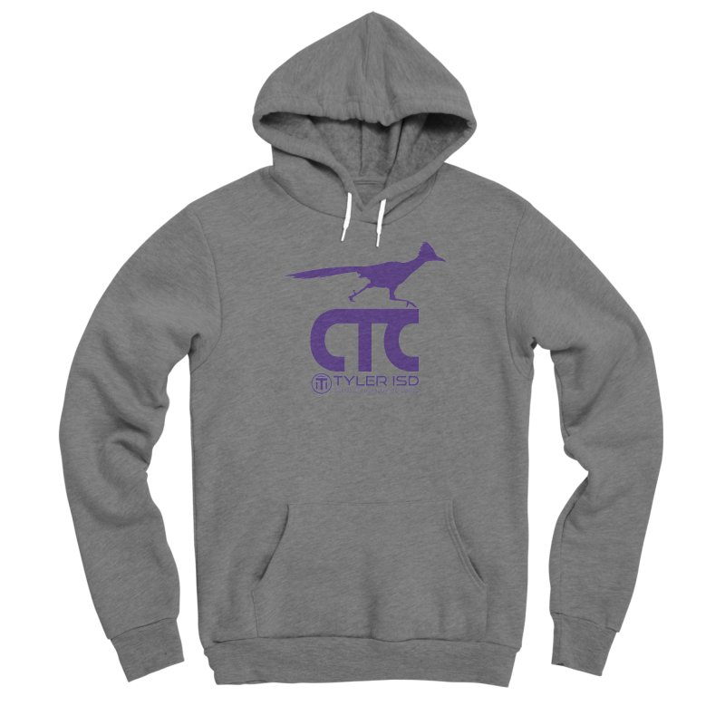 CTC TISD Men's Sponge Fleece Pullover Hoody by CTCROCKETSHOP MERCH