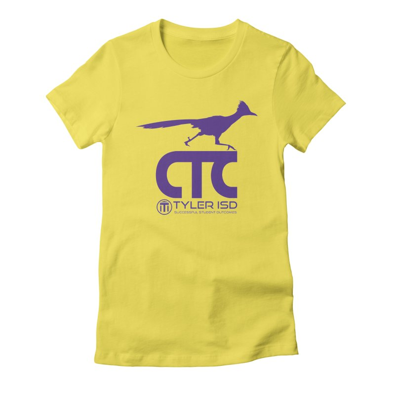 CTC TISD Women's T-Shirt by CTCROCKETSHOP MERCH