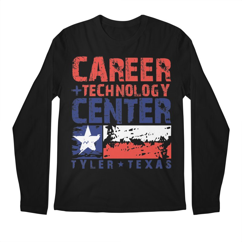 CTC TEXAS STYLE Men's Longsleeve T-Shirt by CTCROCKETSHOP MERCH