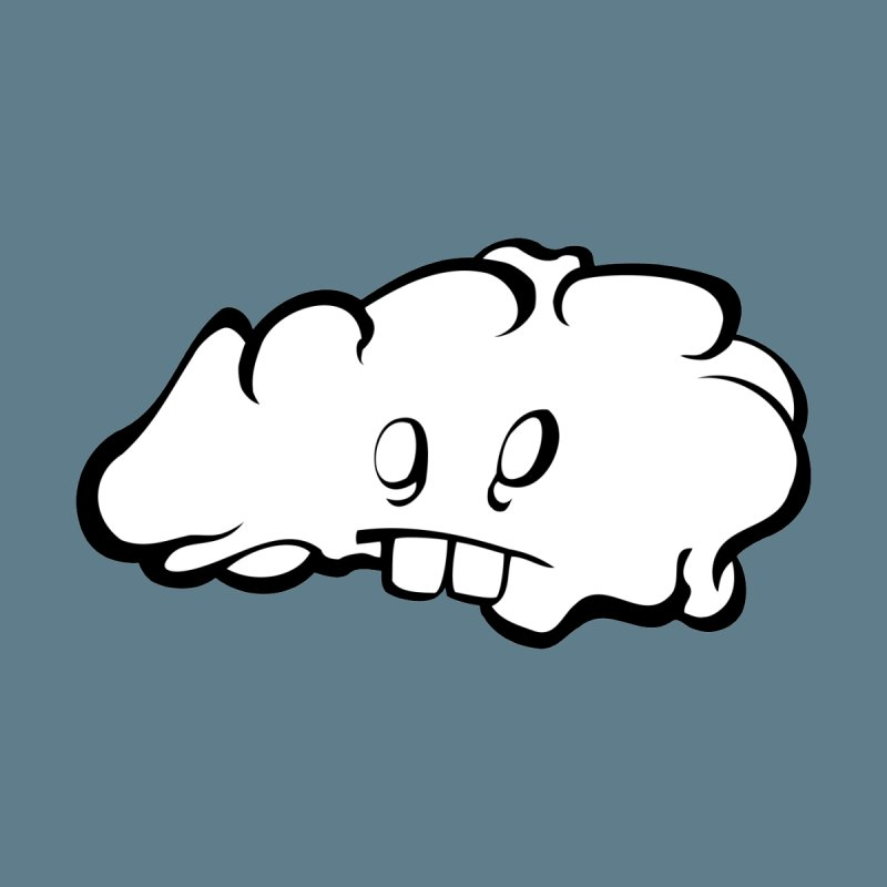 Crooked Teeth Cloud by Colin Toke's Artist Shop
