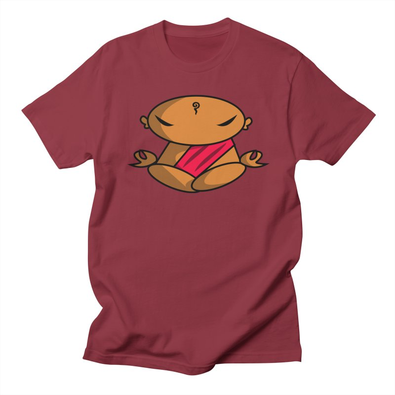 The Buddha, Li Guan Fu (Buddha Beliefs) Women's Regular Unisex T-Shirt by Children's Telepathic Workshop