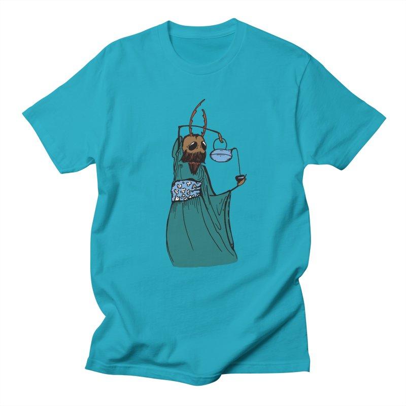 Geisha Tim Men's Regular T-Shirt by Children's Telepathic Workshop