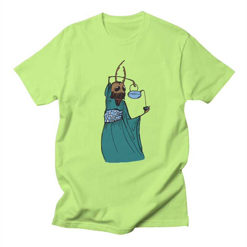 Geisha Tim Women's Regular Unisex T-Shirt by Children's Telepathic Workshop
