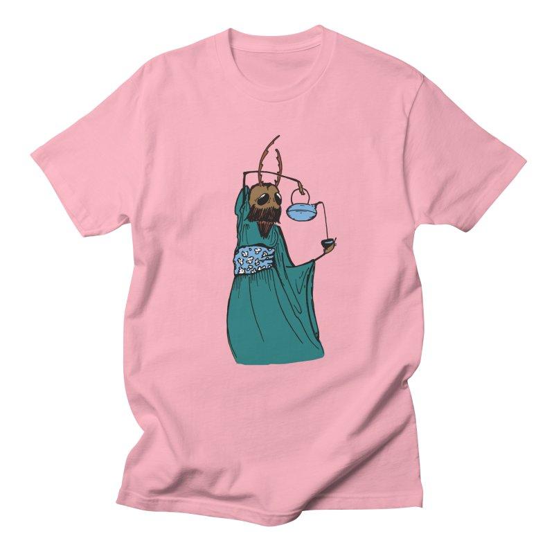 Geisha Tim Women's Regular Unisex T-Shirt by Children's Telepathic Workshop