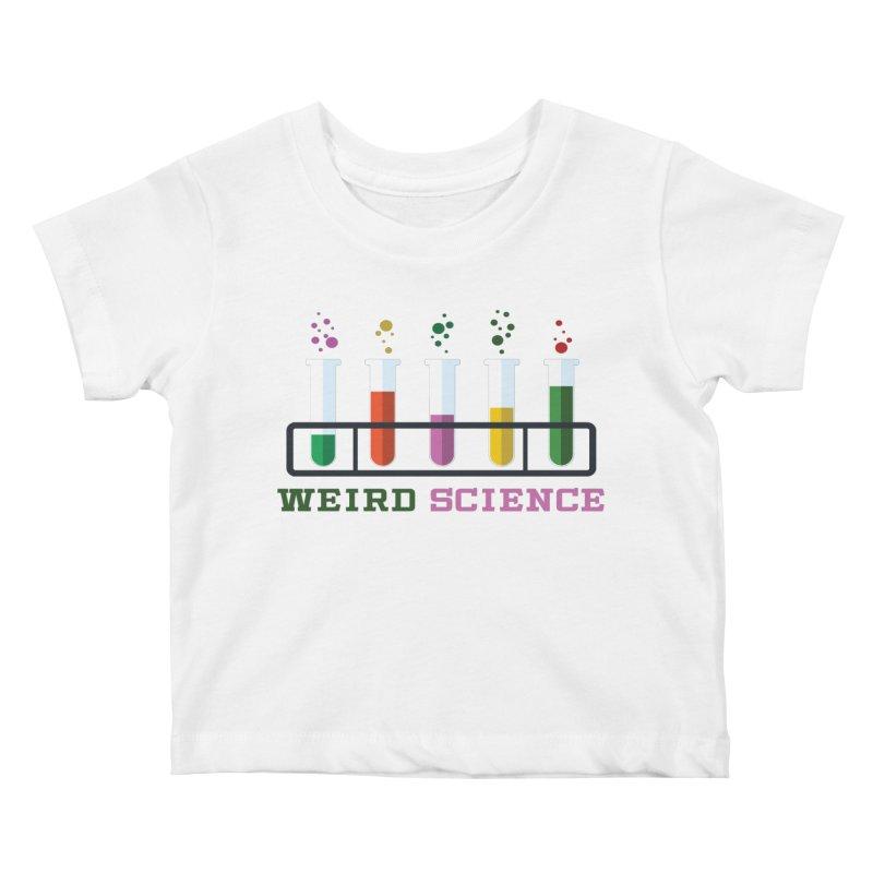 Weird Science Kids  by Children's Telepathic Workshop