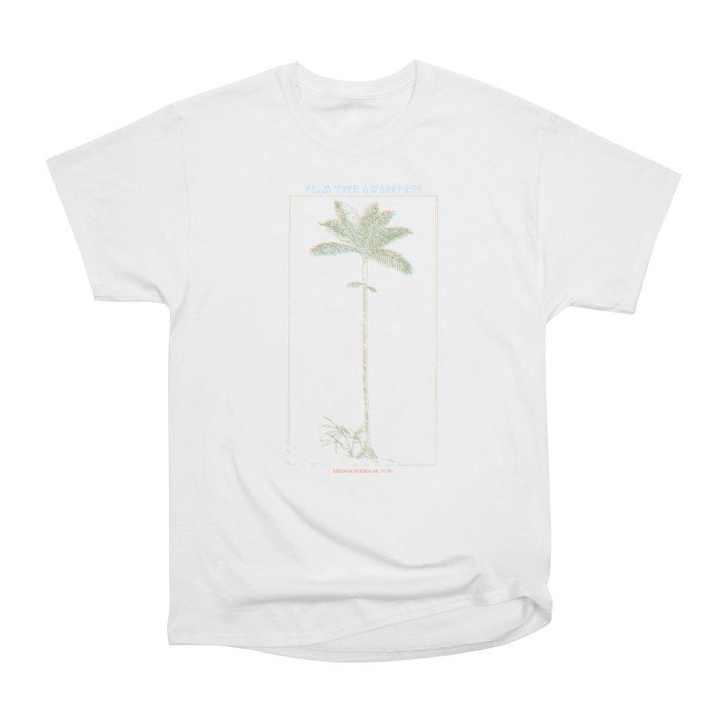 Euterpe Catinga (Palm Tree Awareness) Men's T-Shirt by Children's Telepathic Workshop