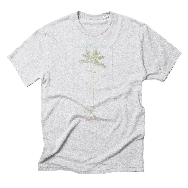Euterpe Catinga (Palm Tree Awareness) Men's Triblend T-Shirt by Children's Telepathic Workshop