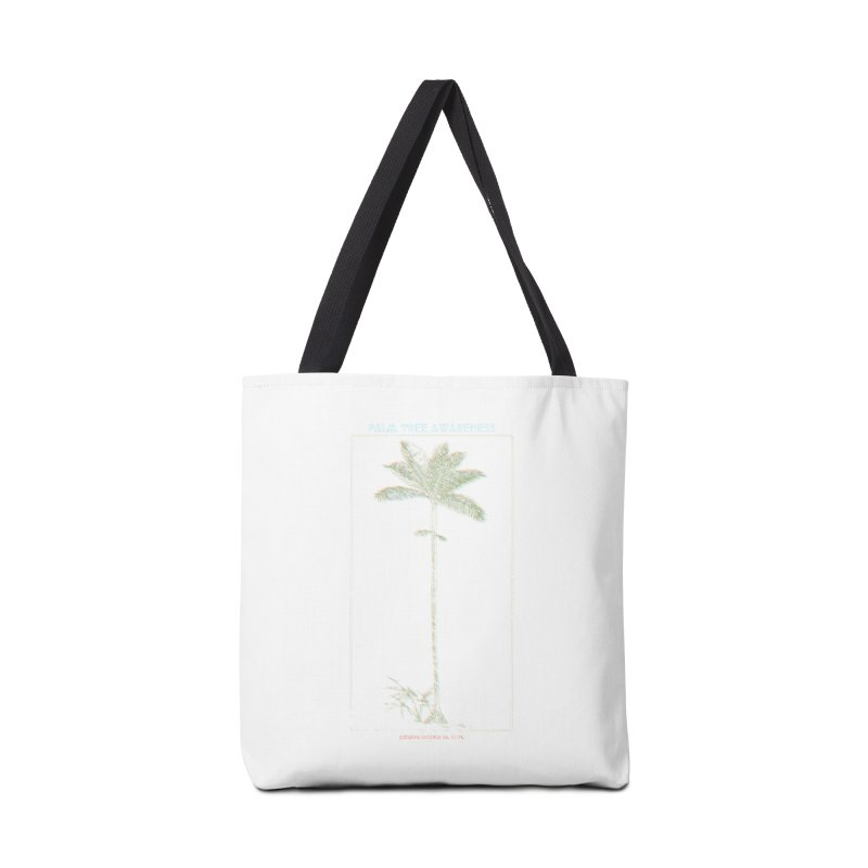 Euterpe Catinga (Palm Tree Awareness) Accessories Bag by Children's Telepathic Workshop