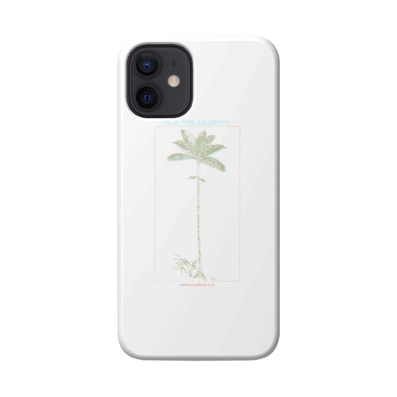 Euterpe Catinga (Palm Tree Awareness) Accessories Phone Case by Children's Telepathic Workshop