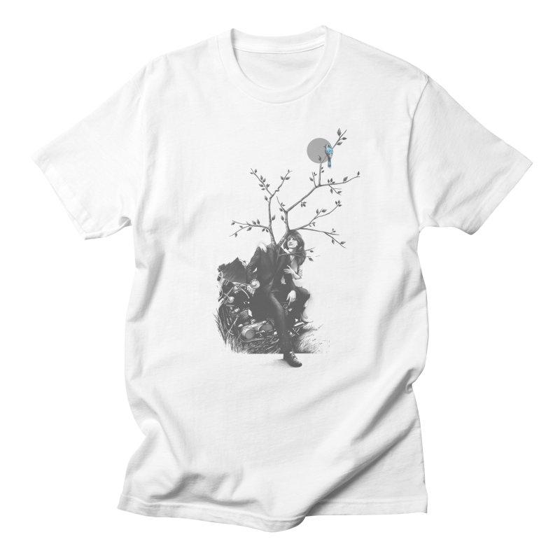 Bluejay Men's T-Shirt by cuban0's Artist Shop