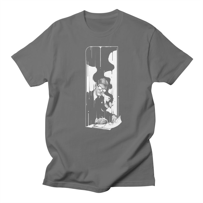 Spilled Men's T-Shirt by cuban0's Artist Shop