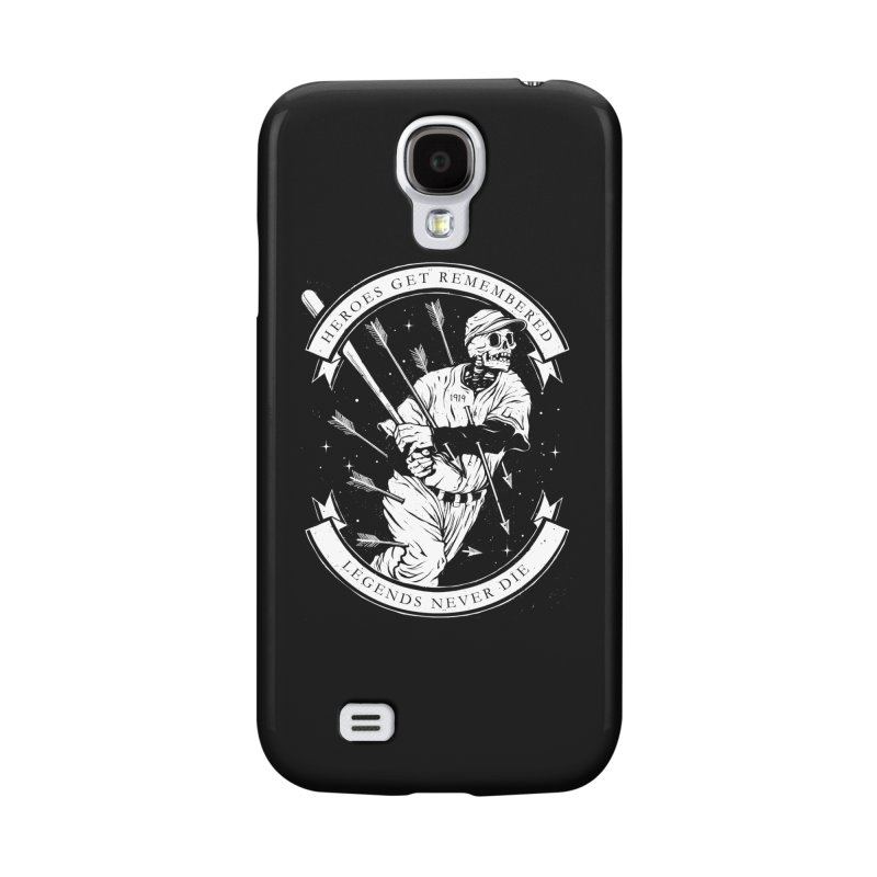 The Legend Accessories Phone Case by cuban0's Artist Shop