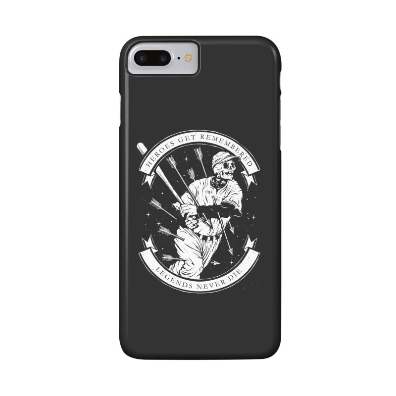 The Legend Accessories Phone Case by cuban0's Artist Shop