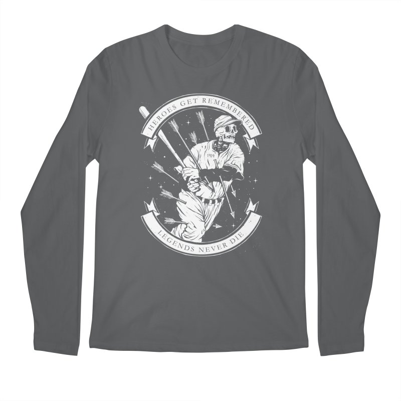 The Legend Men's Longsleeve T-Shirt by cuban0's Artist Shop