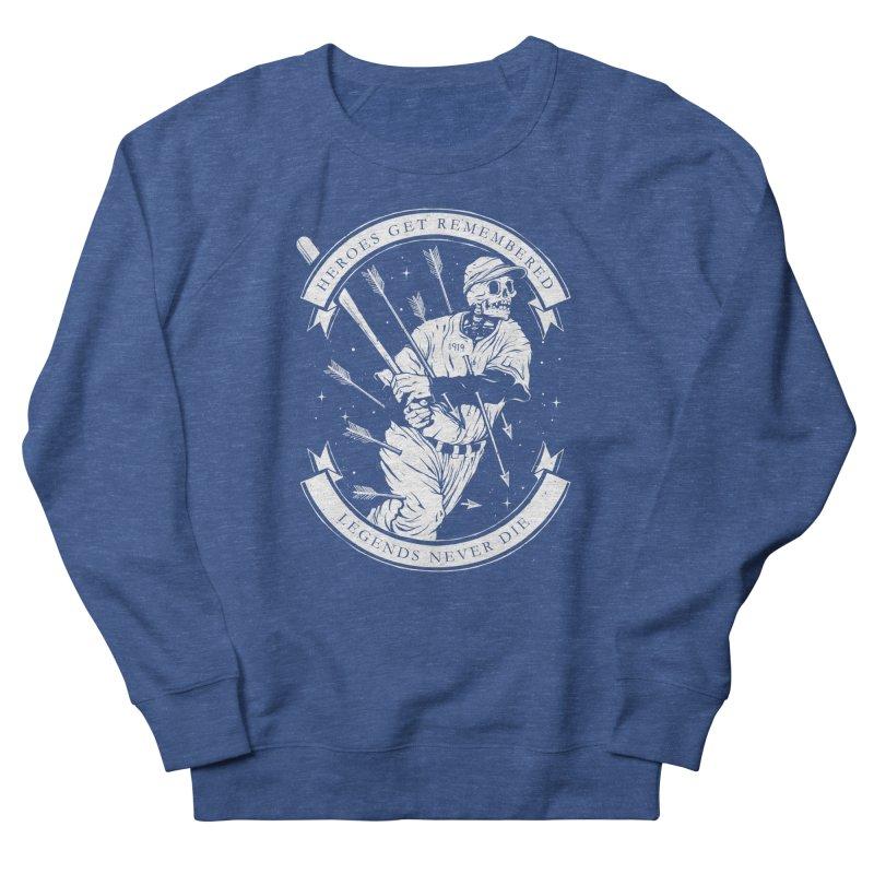 The Legend Women's Sweatshirt by cuban0's Artist Shop