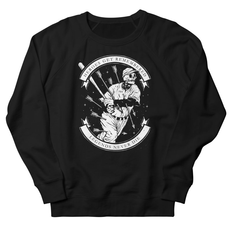 The Legend Men's Sweatshirt by cuban0's Artist Shop