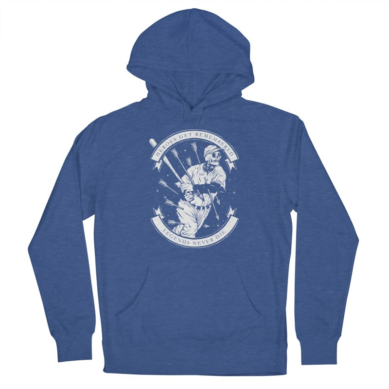 The Legend Women's Pullover Hoody by cuban0's Artist Shop