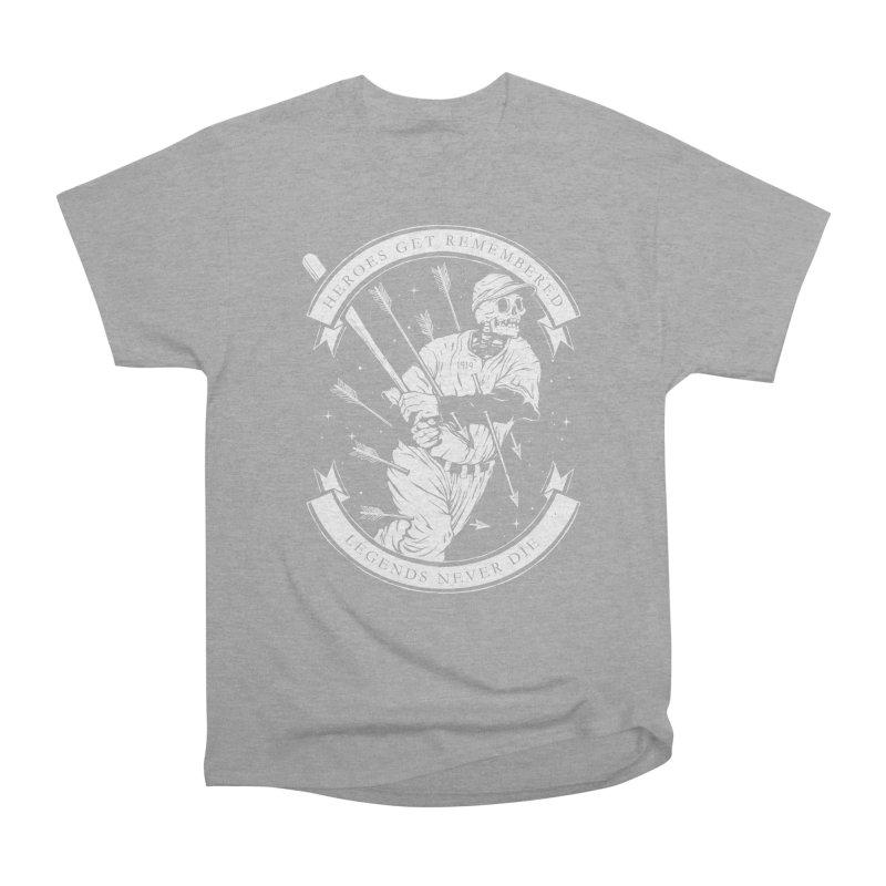 The Legend Men's Heavyweight T-Shirt by cuban0's Artist Shop