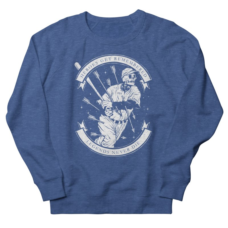 The Legend Women's Sweatshirt by cuban0's Artist Shop
