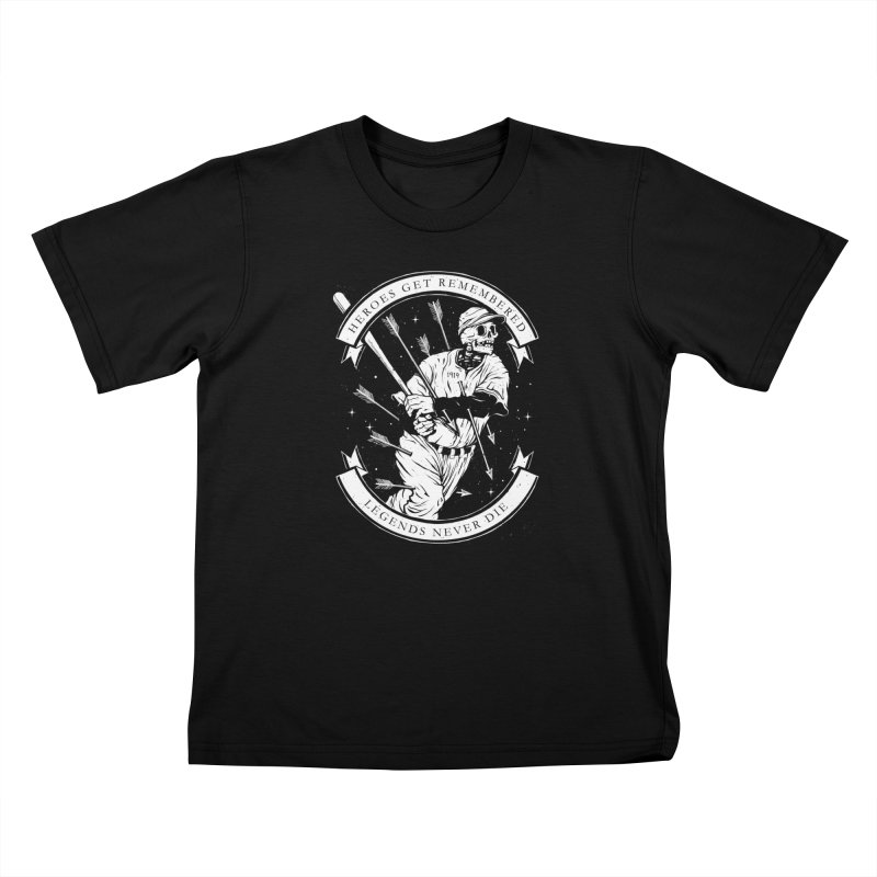 The Legend Kids T-Shirt by cuban0's Artist Shop
