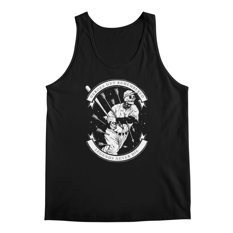 The Legend Men's Tank by cuban0's Artist Shop