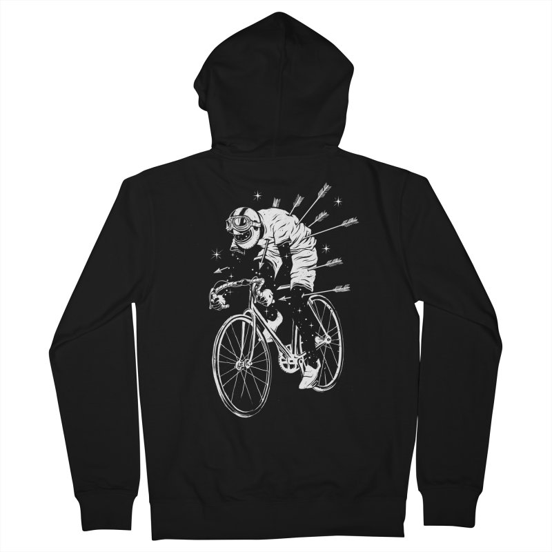 The Commute Women's French Terry Zip-Up Hoody by cuban0's Artist Shop