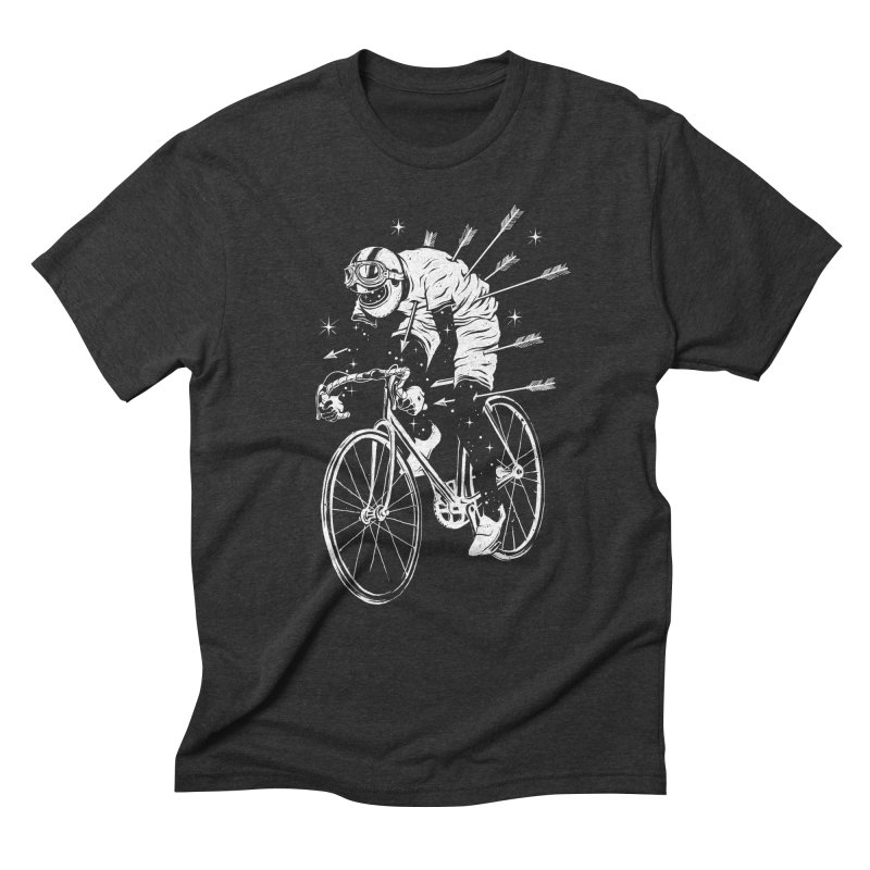 The Commute Men's Triblend T-Shirt by cuban0's Artist Shop