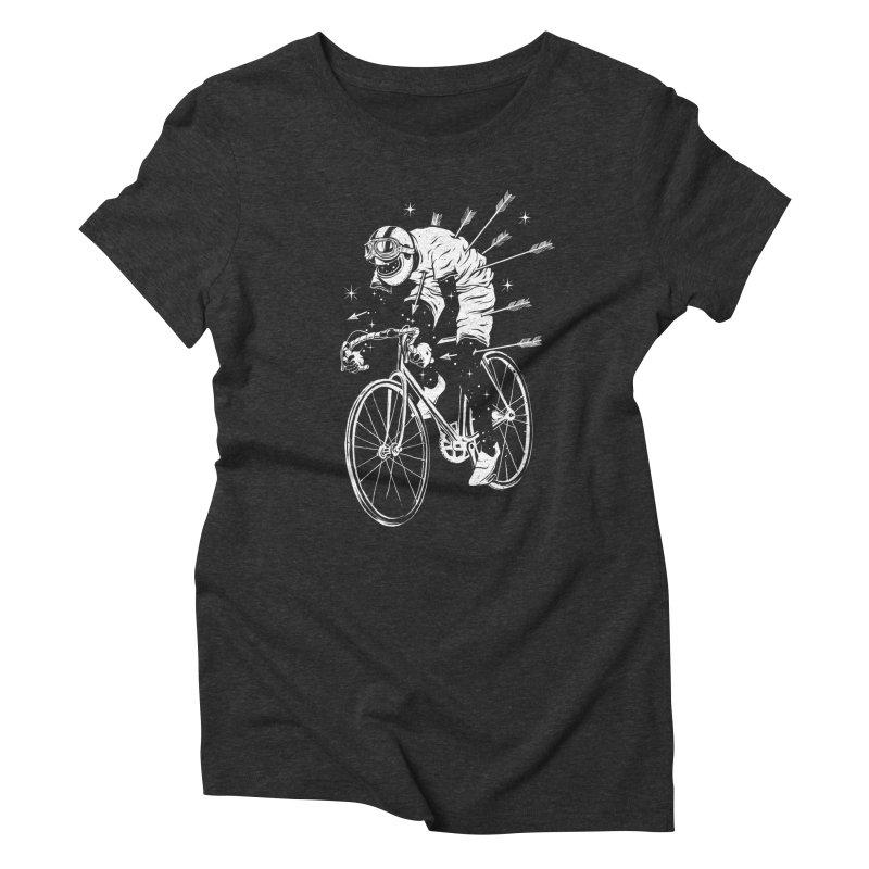 The Commute Women's Triblend T-Shirt by cuban0's Artist Shop