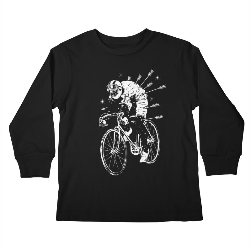 The Commute Kids Longsleeve T-Shirt by cuban0's Artist Shop
