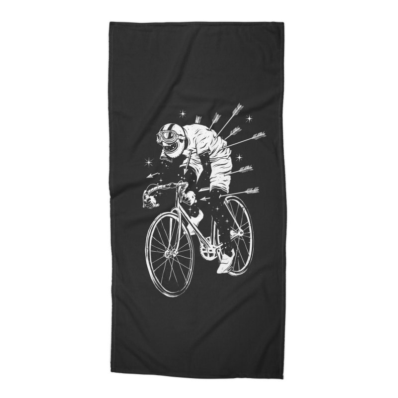 The Commute Accessories Beach Towel by cuban0's Artist Shop