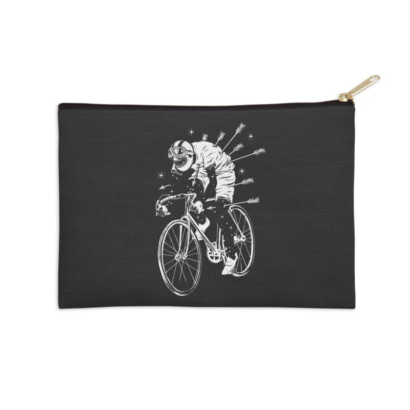 The Commute Accessories Zip Pouch by cuban0's Artist Shop