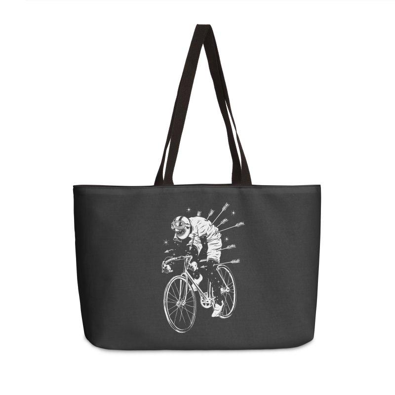 The Commute Accessories Weekender Bag Bag by cuban0's Artist Shop
