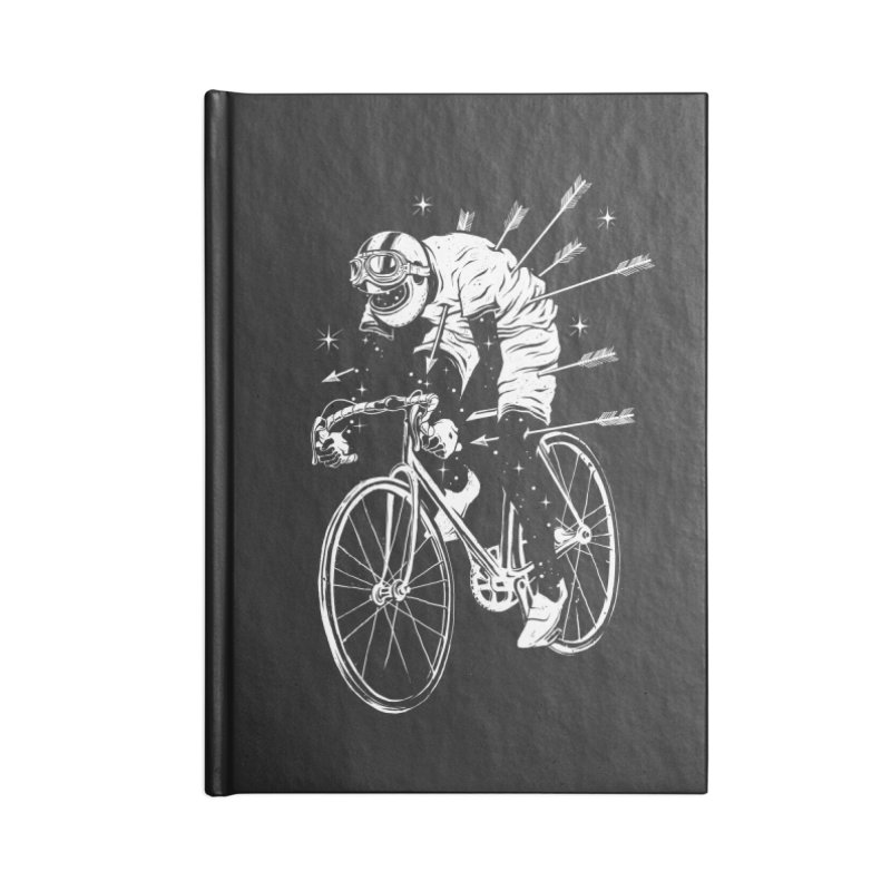 The Commute Accessories Notebook by cuban0's Artist Shop